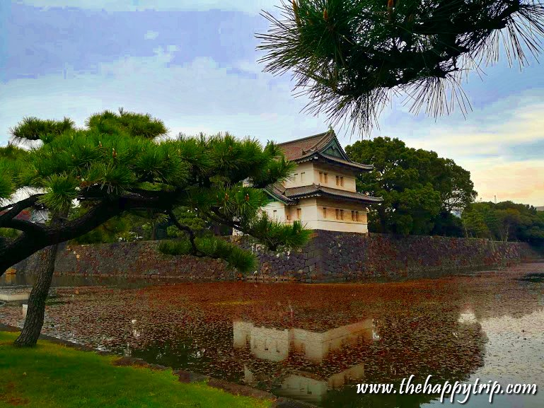 TOKYO IMPERIAL PALACE TRAVEL GUIDE | TOKYO ATTRACTION