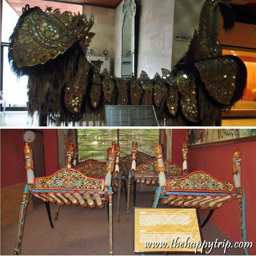 Inside Indonesia Museum