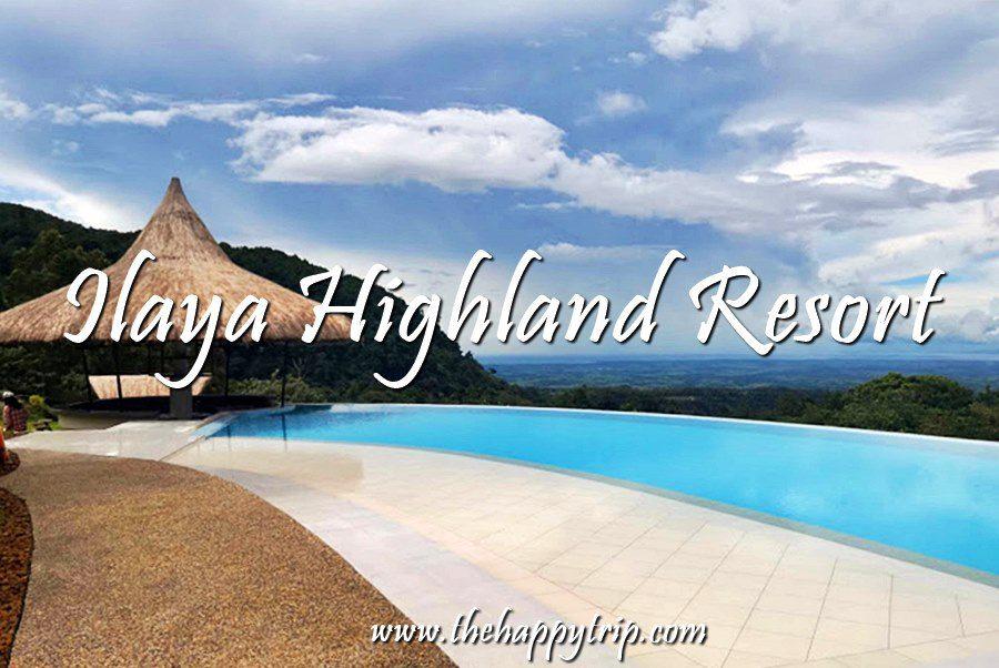 ILAYA HIGHLAND RESORT | PATAG, SILAY CITY ATTRACTION