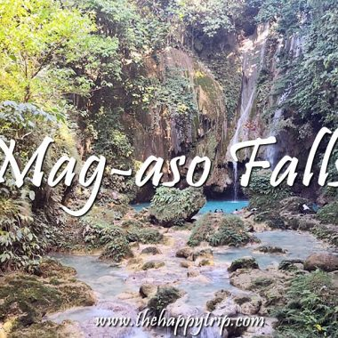 MAG-ASO FALLS TRAVEL GUIDE