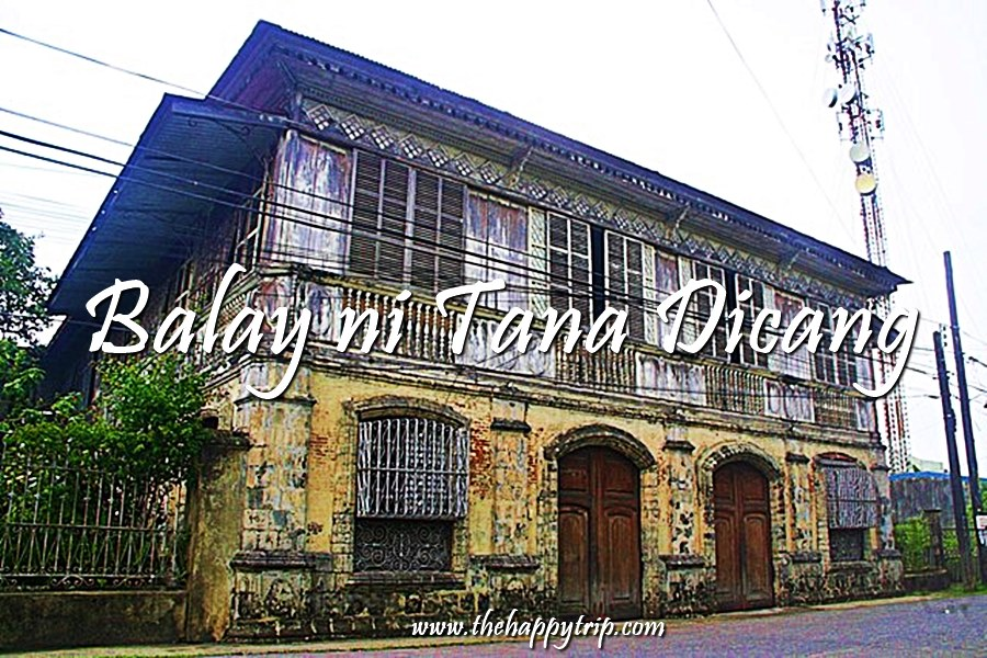 BALAY NI TANA DICANG | TALISAY CITY, NEGROS OCCIDENTAL ATTRACTION