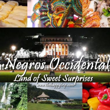 NEGROS OCCIDENTAL: LAND OF SWEET SURPRISES