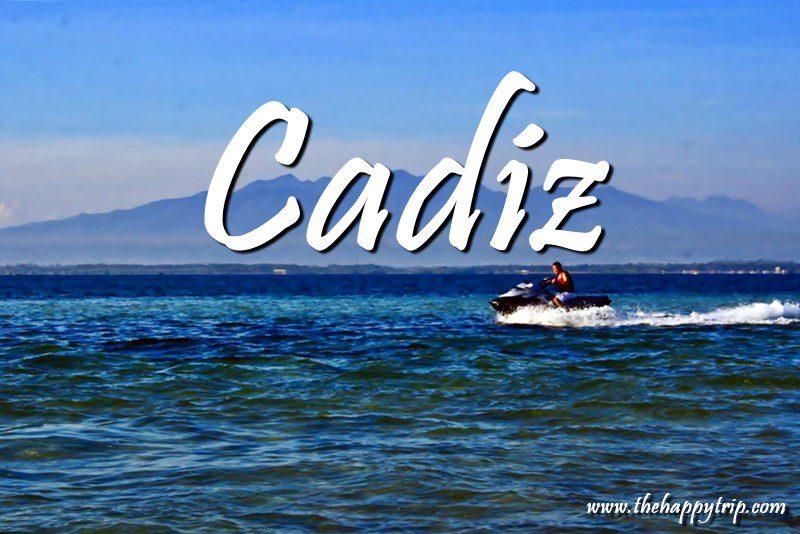 Cadiz City Tourist Spots