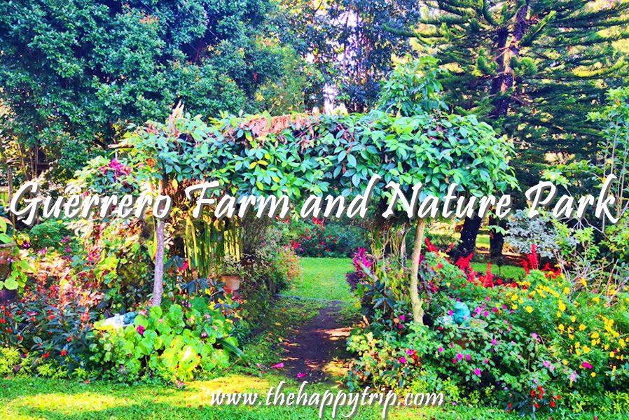 GUERRERO FARM AND NATURE PARK | TALISAY CITY