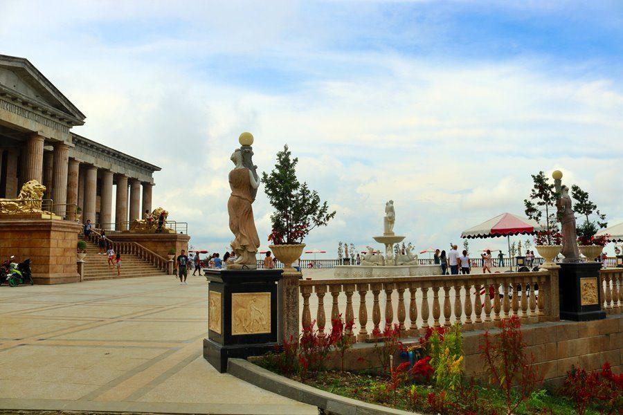 Roman Inspired architecture