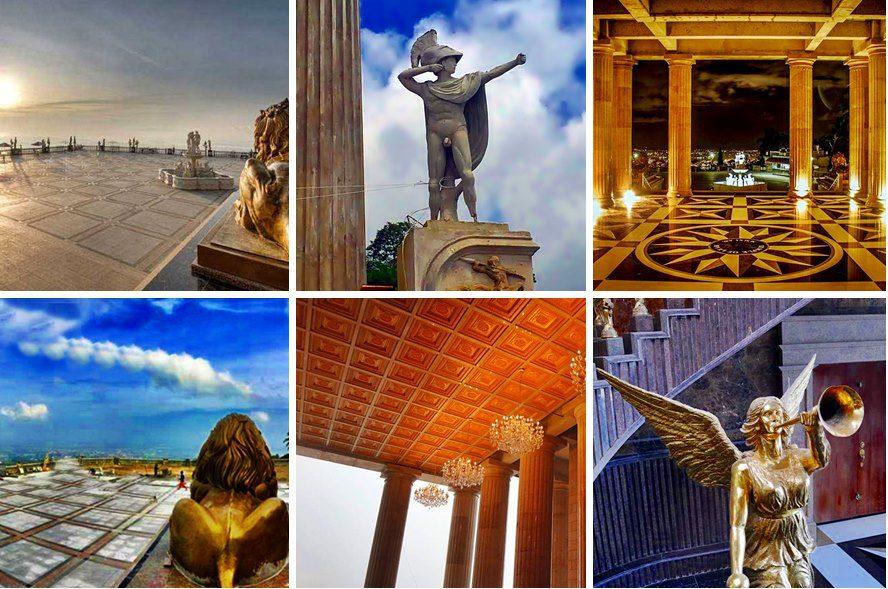 TEMPLE OF LEAH | CEBU CITY TOURIST ATTRACTION