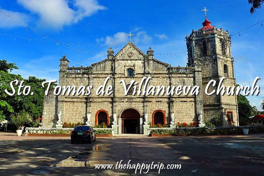 STO. TOMAS DE VILLANUEVA CHURCH | DANAO CITY, CEBU