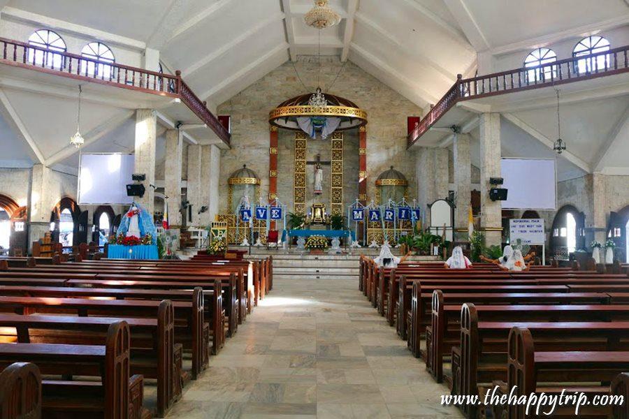STO. TOMAS DE VILLANUEVA CHURCH   DANAO CITY, CEBU