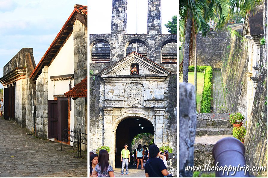 FORT SAN PEDRO | CEBU TOURIST ATTRACTION