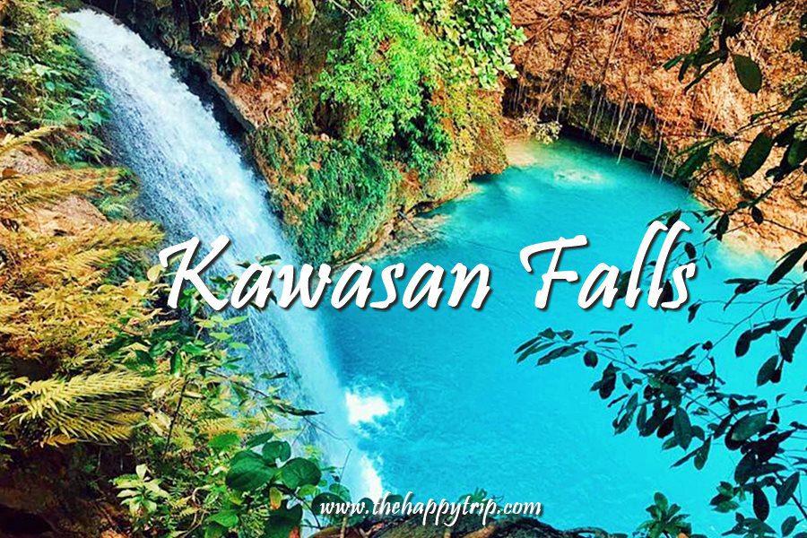 KAWASAN FALLS CEBU + CANYONEERING
