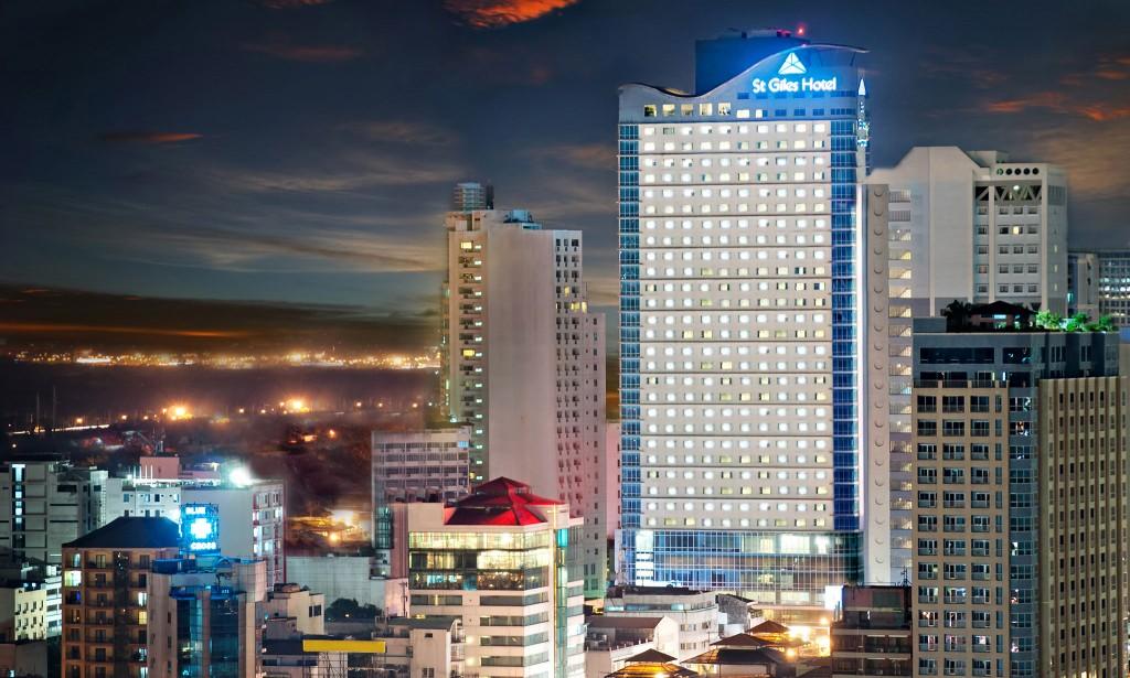 ST GILES MAKATI HOTEL | MANILA , PHILIPPINES