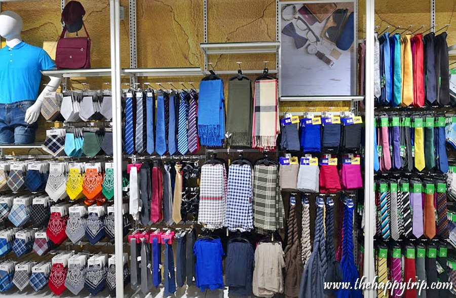 TRAVELERS ESSENTIALS | AYALA MALLS CAPITOL CENTRAL