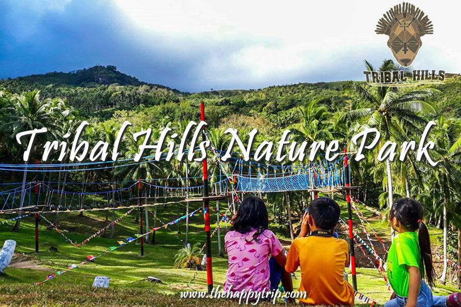 TRIBAL HILLS NATURE PARK | PUERTO GALERA NEW ACTIVITY ATTRACTION