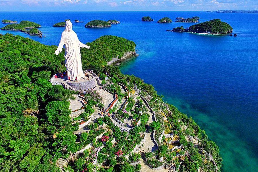 HUNDRED ISLANDS PANGASINAN TOUR   TRAVEL GUIDE