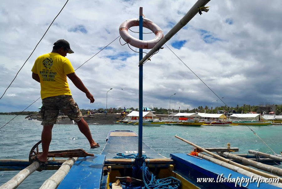 SIPAWAY ISLAND, SAN CARLOS CITY TRAVEL GUIDE