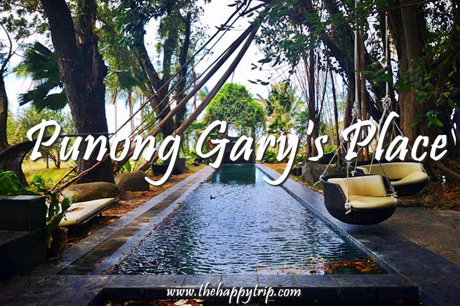 PUNONG GARY'S PLACE | SILAY CITY , NEGROS OCCIDENTAL TOURIST DESTINATION