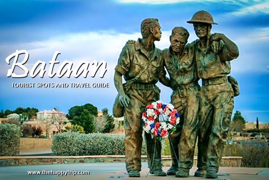 BATAAN TOURIST SPOTS + Travel Guide + Beach Resorts, Ferry, Bus Schedules