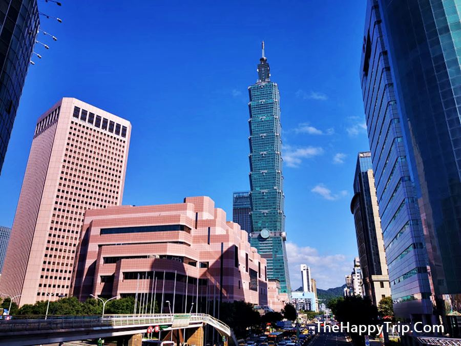 TAIPEI TAIWAN TOURIST SPOTS + TRAVEL GUIDE