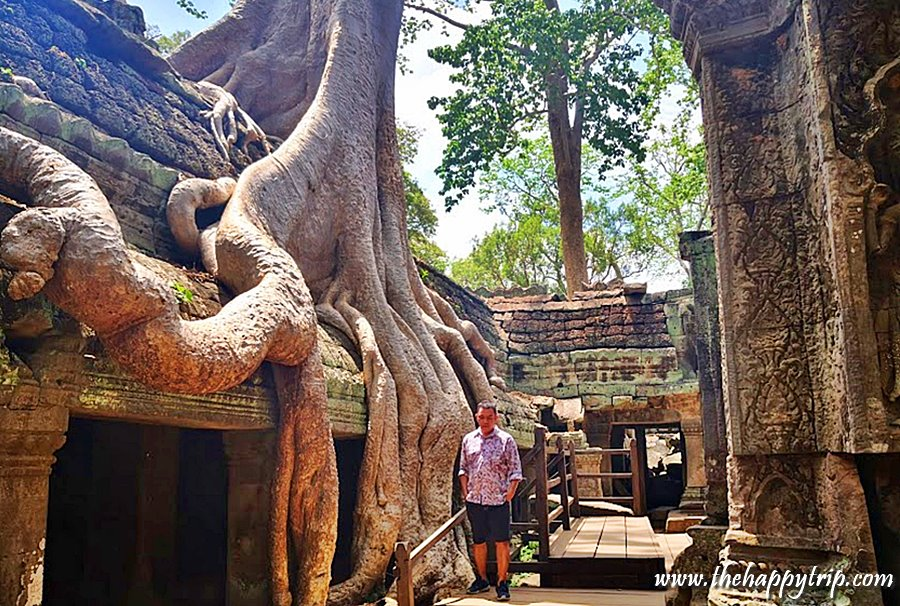 PRASAT TA PROHM, SIEM REAP, CAMBODIA | TOURIST ATTRACTION + TRAVEL GUIDE