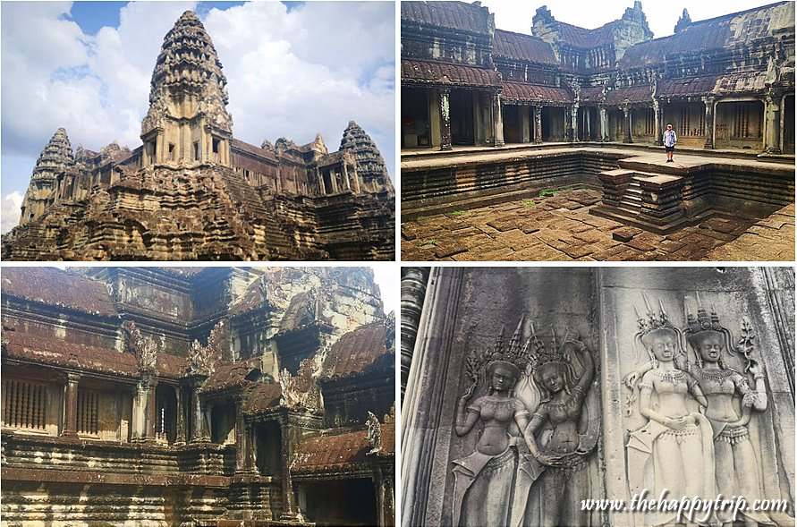 ANGKOR WAT, SIEM REAP, CAMBODIA | TOURIST ATTRACTION + TRAVEL GUIDE