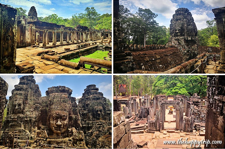 BAYON TEMPLE, SIEM REAP, CAMBODIA| TOURIST ATTRACTION + TRAVEL GUIDE