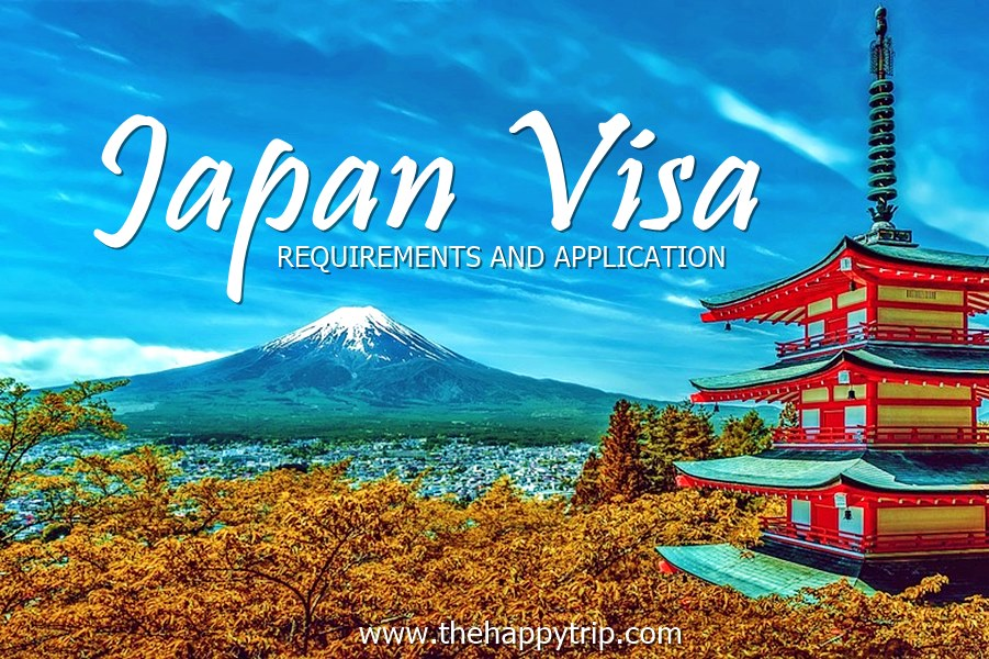 HOW TO GET A JAPAN VISA IN THE PHILIPPINES + REQUIREMENTS, APPLICATION