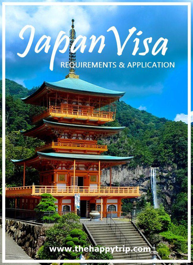 JAPAN VISA APPLICATION, REQUIREMENTS