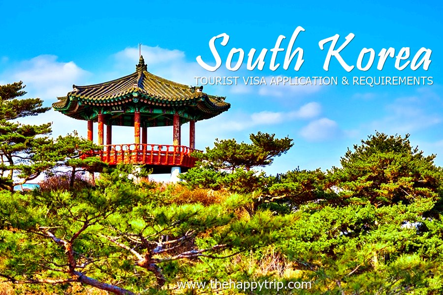 SOUTH KOREA TOURIST VISA | PROCEDURES, REQUIREMENTS