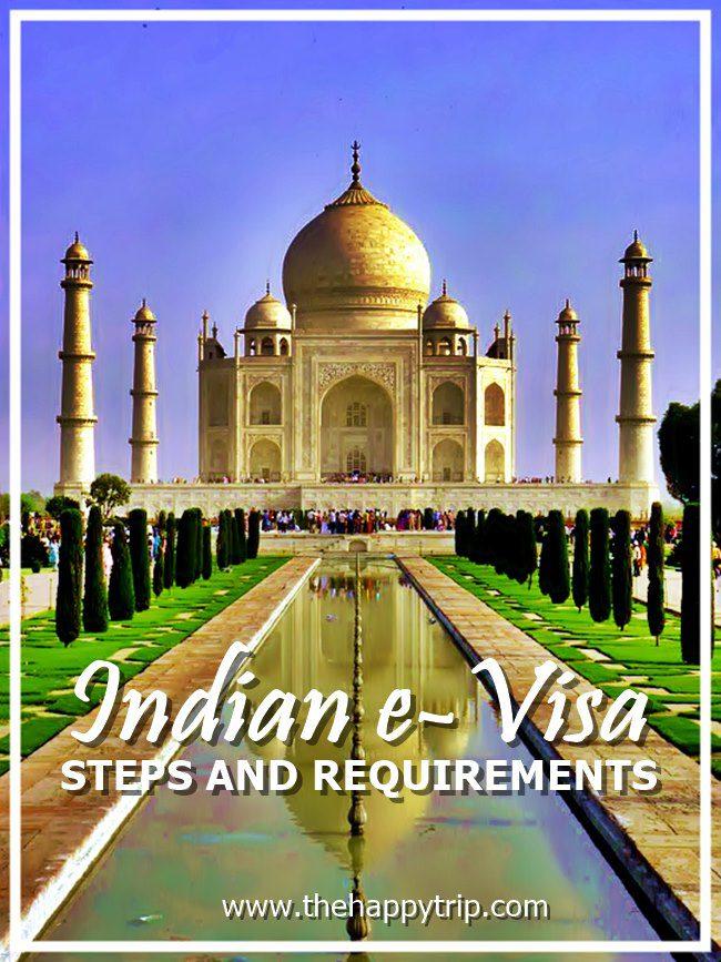 INDIAN VISA ONLINE APPLICATION | STEPS, REQUIREMENTS