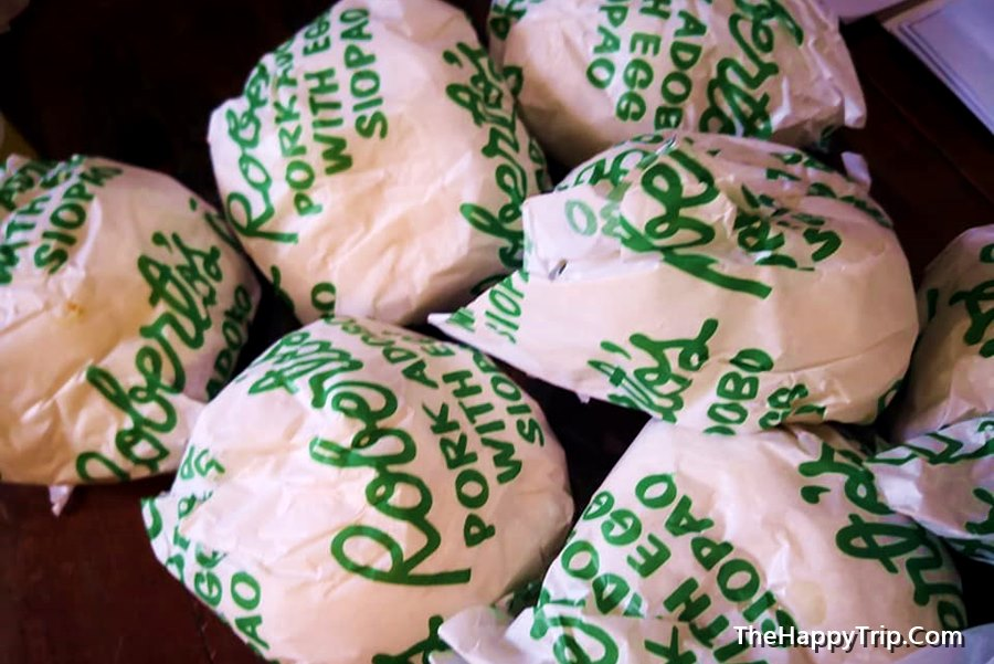 ROBERTO'S SIOPAO | WHERE TO EAT IN ILOILO