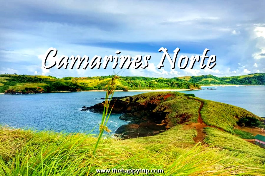 TOURIST SPOTS IN CAMARINES NORTE | TRAVEL GUIDE