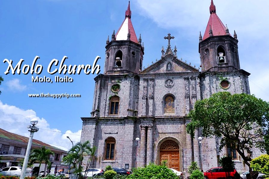 MOLO CHURCH, ILOILO + MASS SCHEDULE