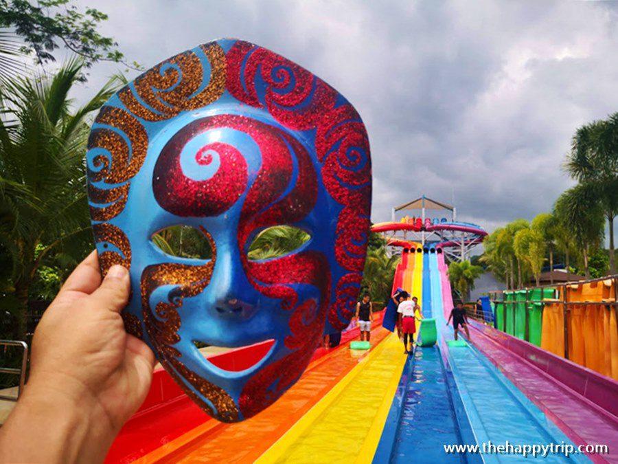 Jojoy The traveling mask