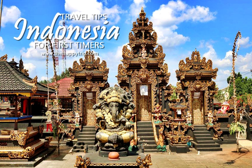 7 INDONESIA TRAVEL TIPS FOR FIRST TIMERS