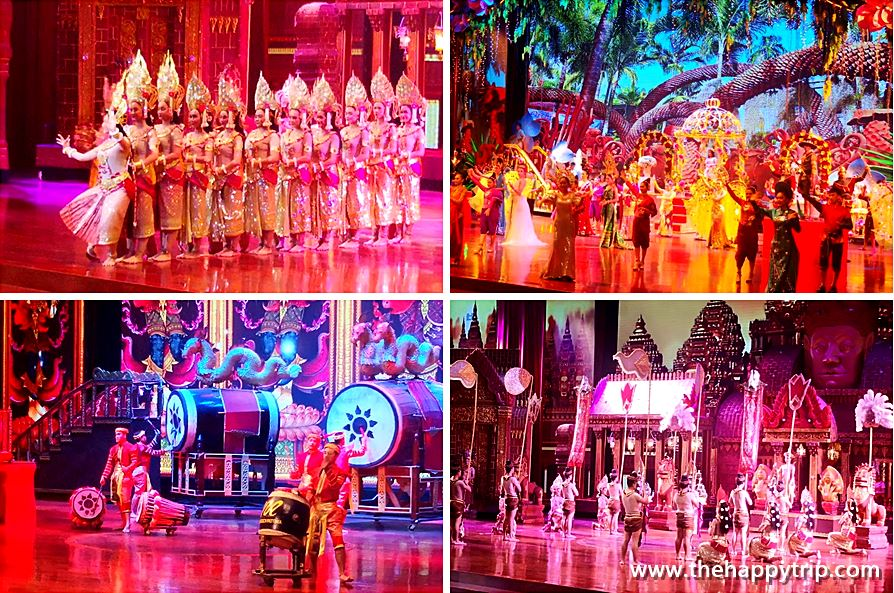 Traditional Thai Show