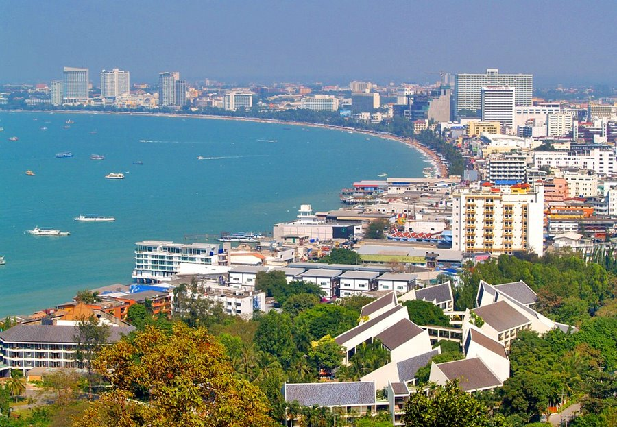 PATTAYA BEACH TOURIST ATTRACTIONS