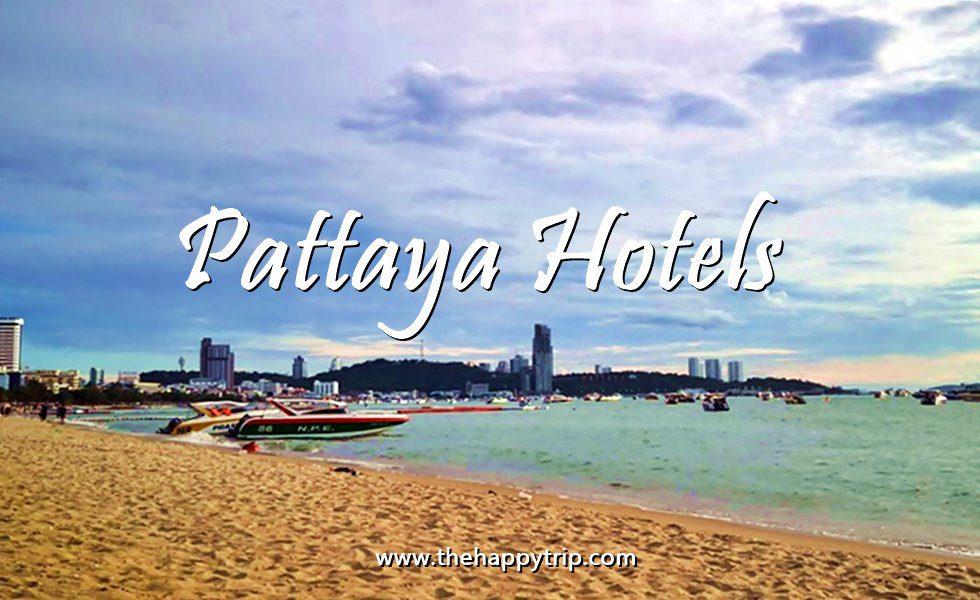 LIST OF PATTAYA HOTELS | ACCOMMODATION GUIDE