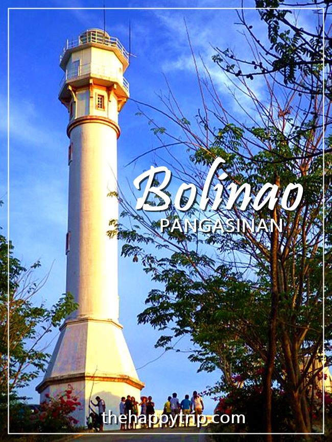 BOLINAO PANGASINAN TRAVEL GUIDE + TOURIST SPOTS