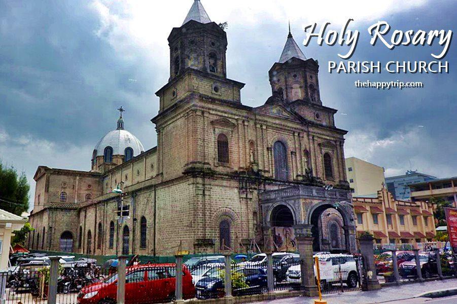 HOLY ROSARY PARISH CHURCH (Angeles) | Mass Schedule