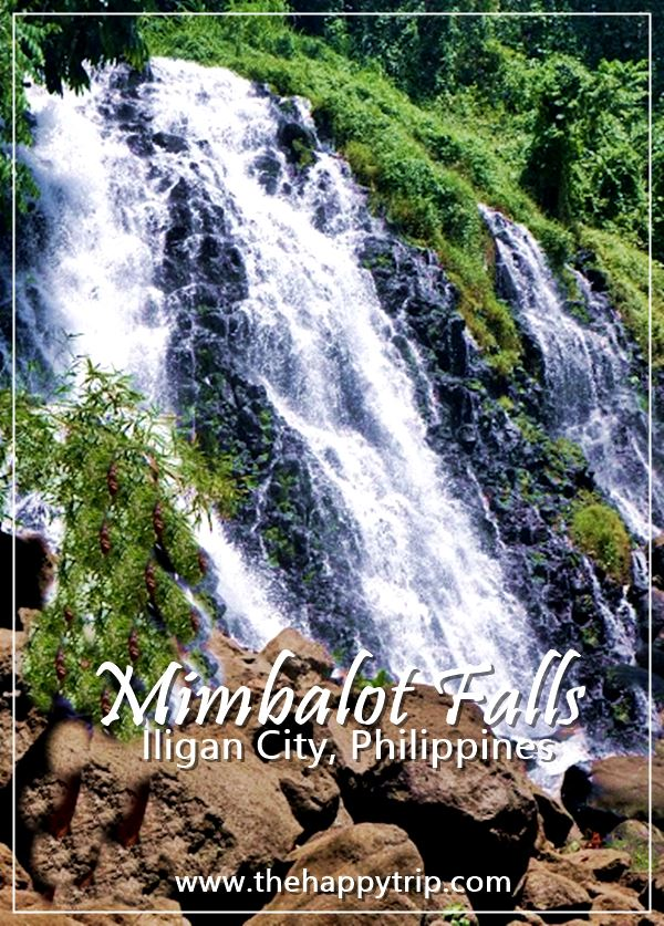 MIMBALOT FALLS , ILIGAN PARADISE RESORT AND ECO-PARK