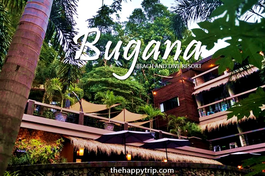 BUGANA BEACH AND DIVE RESORT, SIPALAY CITY