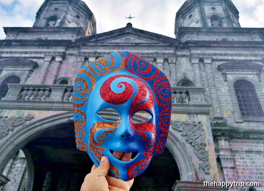 Jojoy, The Happy trip's traveling mask