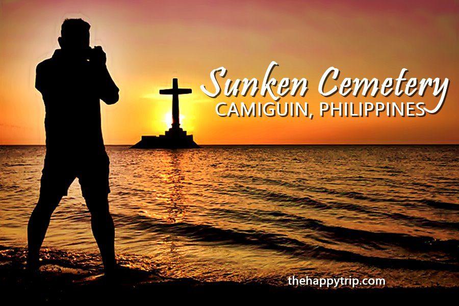 SUNKEN CEMETERY, CAMIGUIN ISLAND