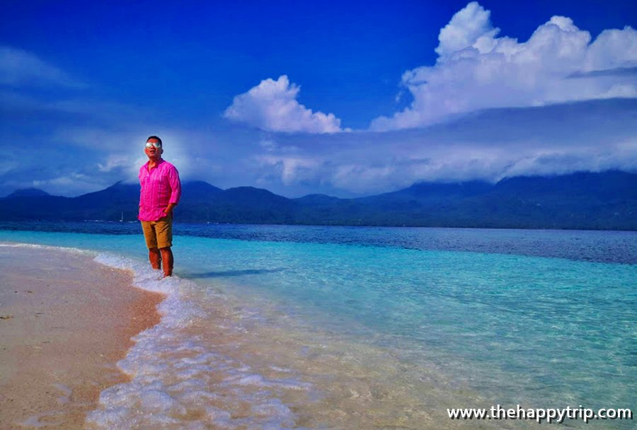 Mantigue Island in Camiguin