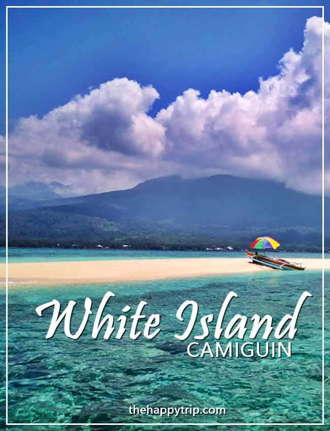 WHITE ISLAND CAMIGUIN TRAVEL GUIDE