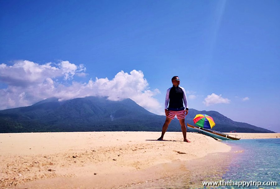 white beach camiguin