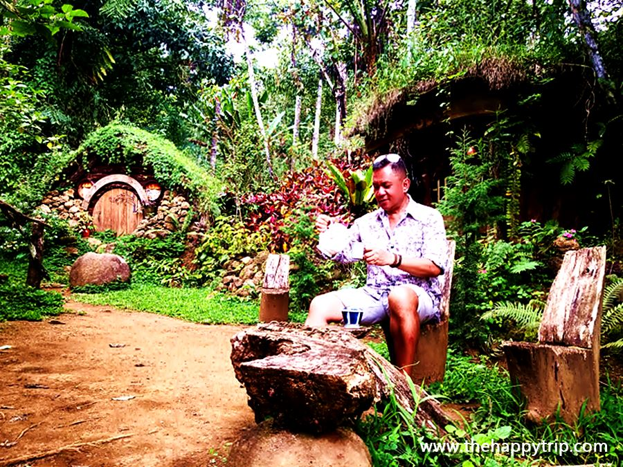 Hobbit House in Kitanglad Mountain Range, Bukidnon