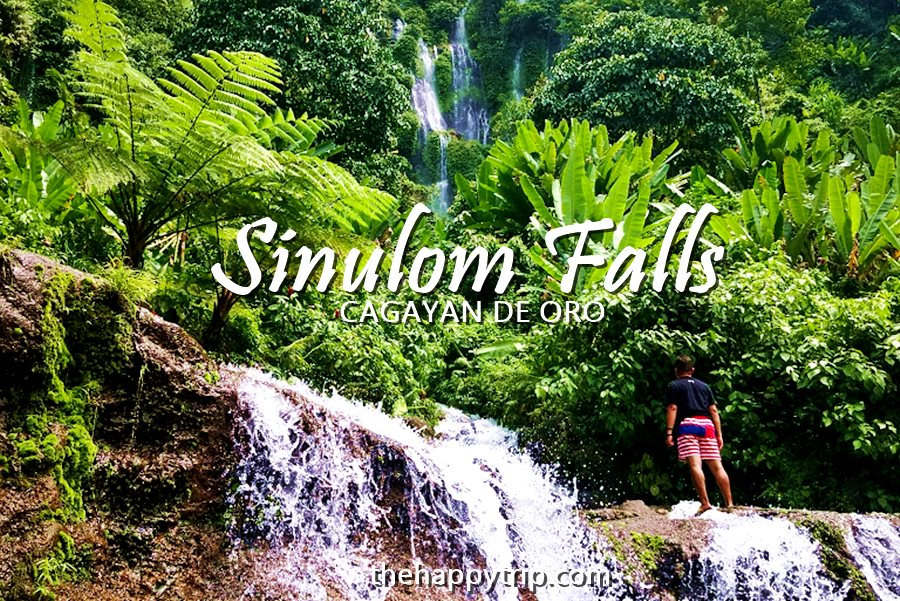 SINULOM FALLS TRAVEL GUIDE [ CAGAYAN DE ORO ]