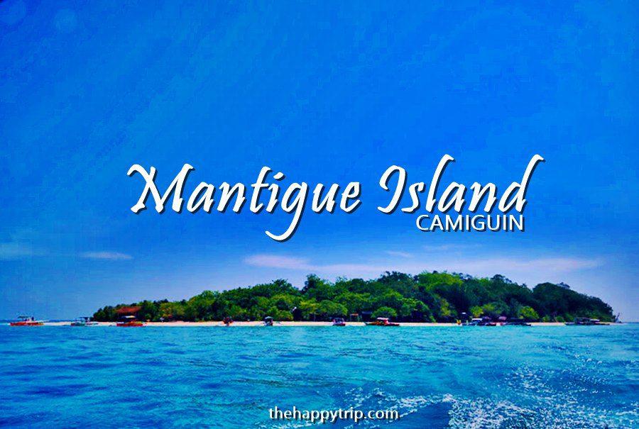 MANTIGUE ISLAND TRAVEL GUIDE