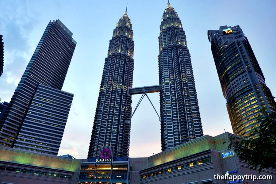 Malaysia Tallest tower